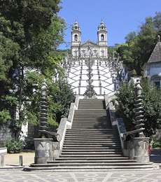 Bom Jesus do Monte, Noord-Portugal