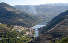 Douro rivier in Noord-Portugal