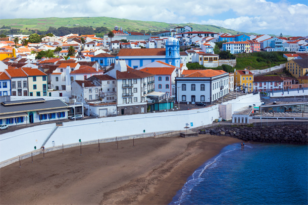 Angra do Heroísmo, Terceira